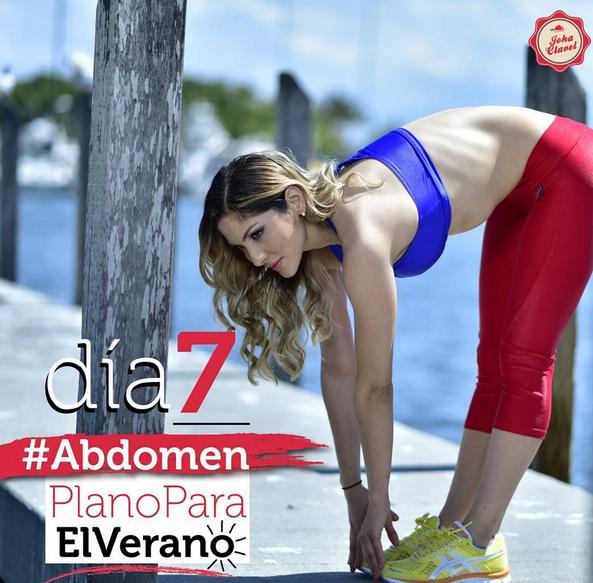 plan entrenamiento para abdomen