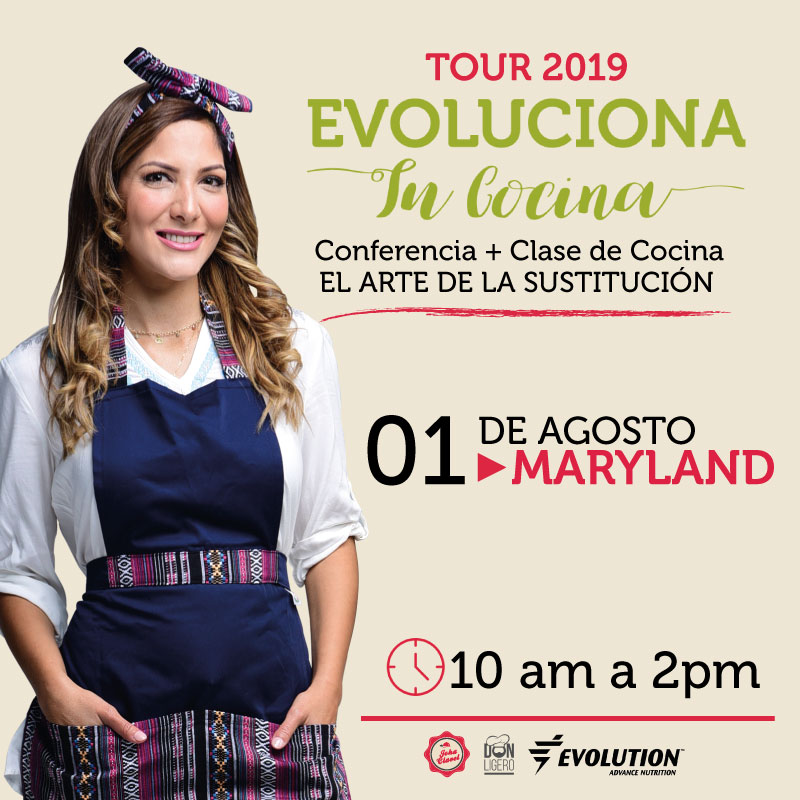 Johana Clavel en Maryland
