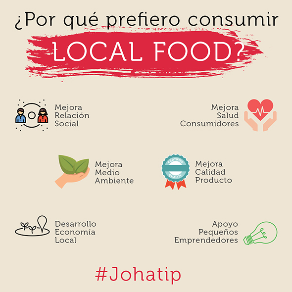 comida local