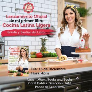 libro cocina latina ligera